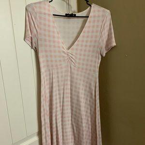 Short stretchy dress